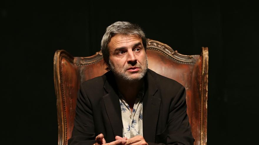 El actor Alberto San Juan.