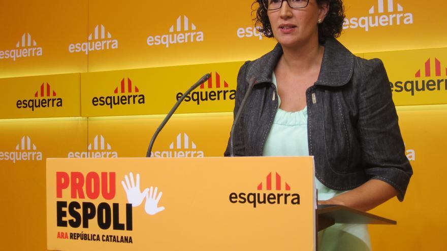 """ERC cree que Rubalcaba """"no ha entendido las aspiraciones"""" de Cataluña, que no quiere un Estado federal"""