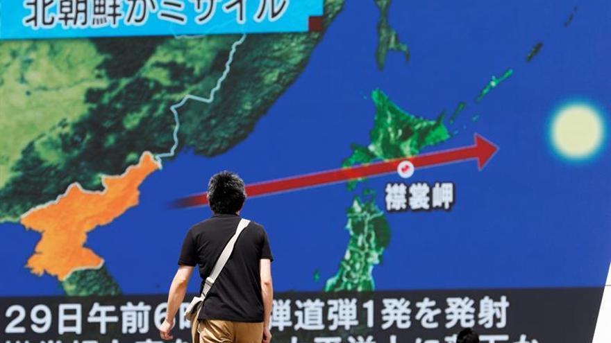 """Kim Jong-un califica de """"gran victoria"""" la prueba nuclear norcoreana"""