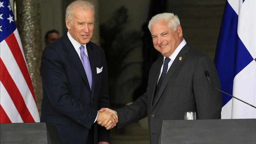 Biden dice que la ampliación del Canal de Panamá es importante para el futuro de EE.UU.