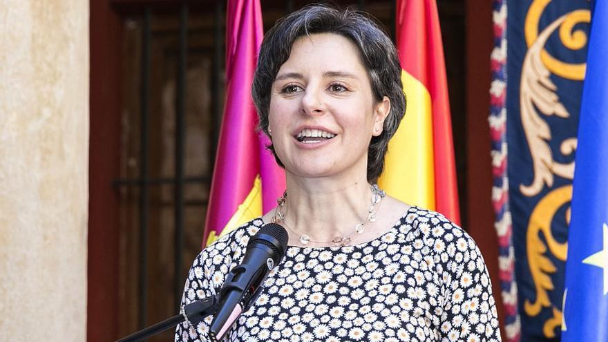 c489ea9ad Araceli Martínez, directora del Instituto de la Mujer de Castilla-La Mancha.  /