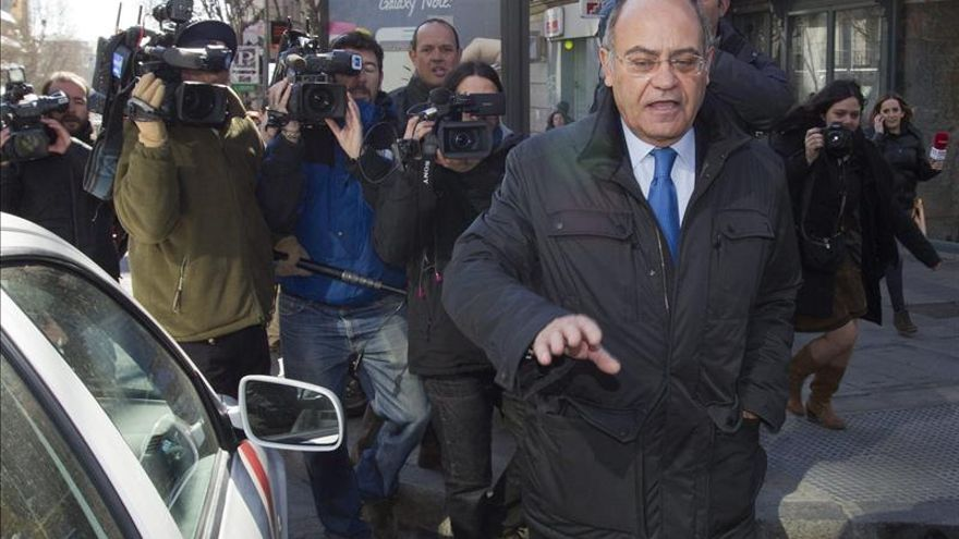 Díaz Ferrán reclama que se le conceda el derecho a la justicia gratuita