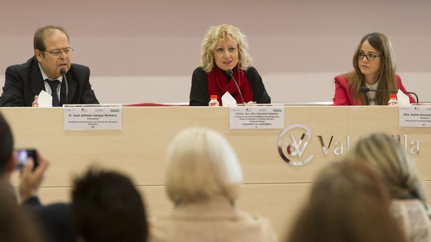 Díaz Tezanos destaca el papel de las mujeres gitanas para difundir hábitos de vida saludables