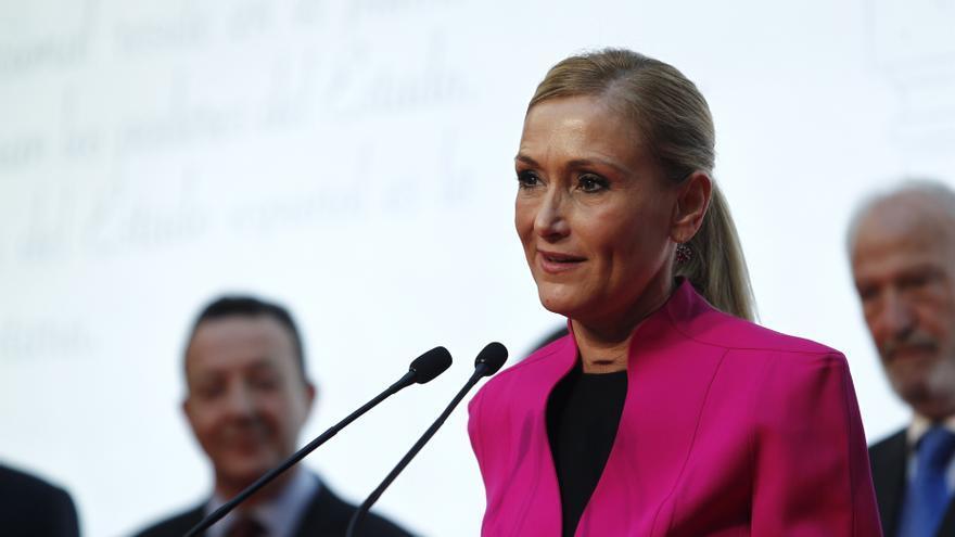 La delegada del Gobierno en Madrid, Cristina Cifuentes / EP