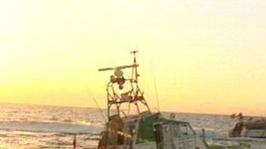La Guardia Civil intercepta a 22 inmigrantes a ocho millas de Cartagena