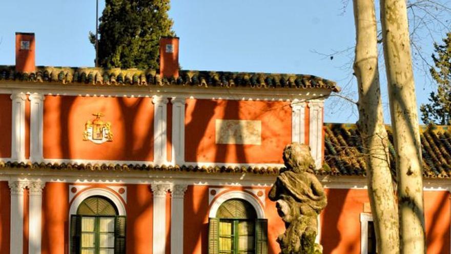 Palacio de Moratalla.
