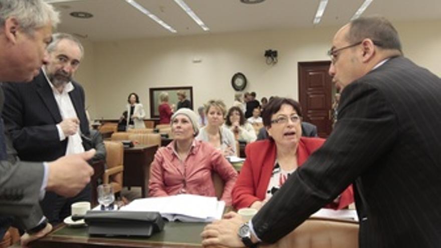 Comisión De Empleo En El Congreso