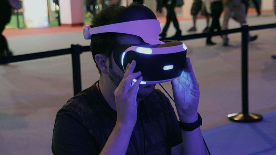 PlayStation VR MGW