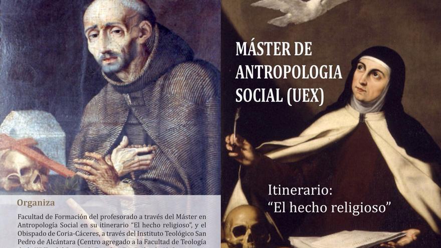 Imagen del seminario de Mística Católica, impartido en el mismo máster universitario / Cedida