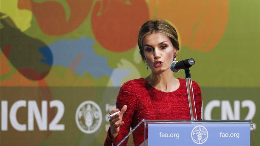 La Reina de España llega a Honduras para visitar proyectos de cooperación