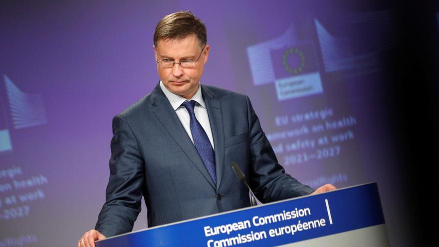 """Bruselas insiste en que el plan de recuperación español es """"equilibrado"""""""