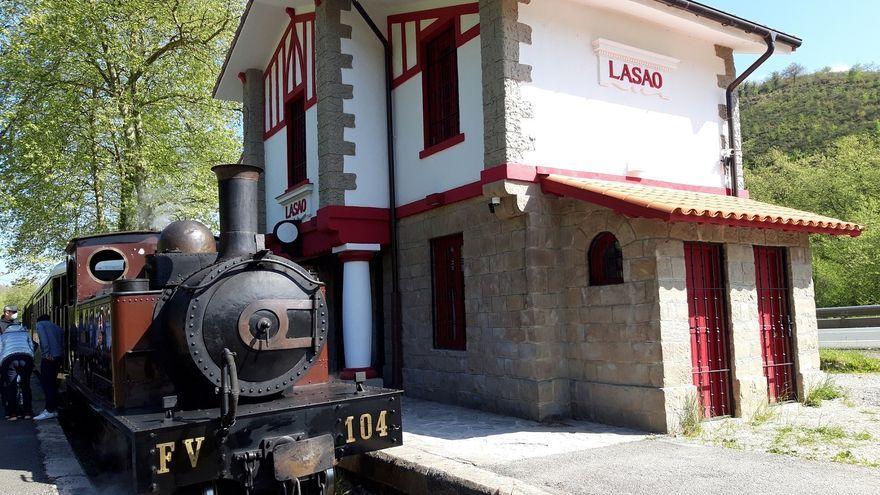 Museo Vasco Ferrocarril.