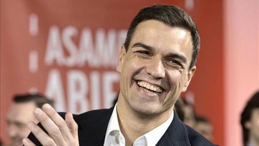 Pedro Sánchez aspira a liderar de nuevo el PSOE.