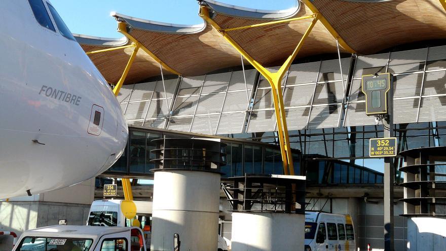 El sector de servicios aeroportuarios en tierra caerá un 5% este año