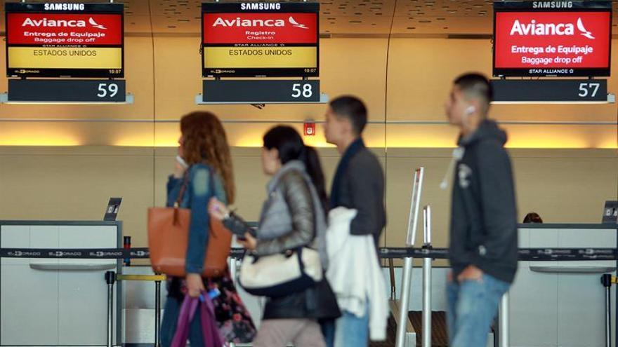 Avianca anuncia el restablecimiento gradual de sus operaciones tras la huelga de pilotos
