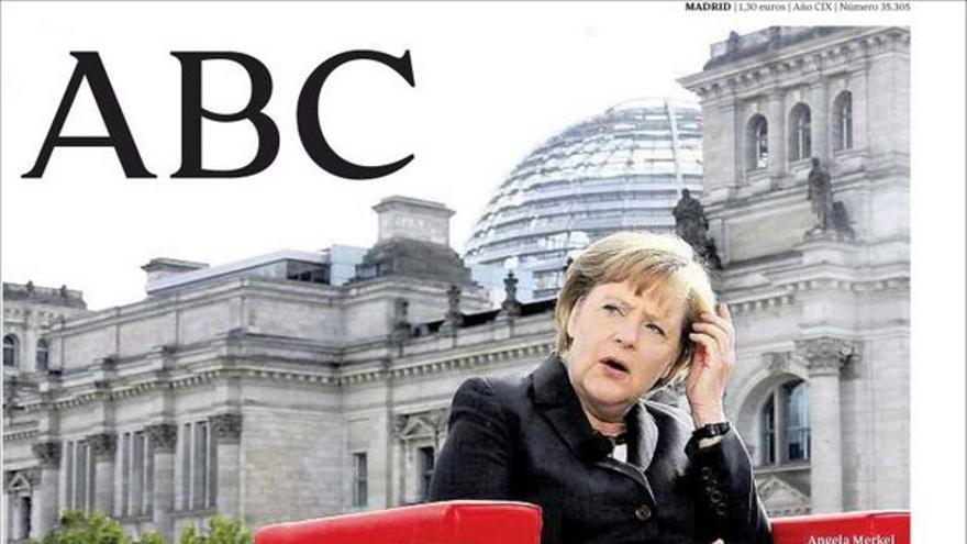 De las portadas del día (27/08/2012) #6