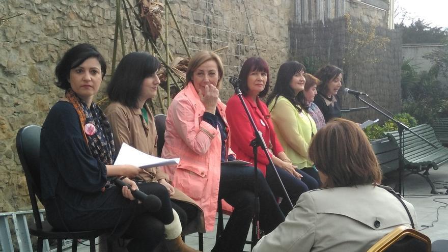 """Micaela Navarro destaca la """"experiencia orgánica y como presidenta de Andalucía"""" de Susana Díaz para liderar el PSOE"""