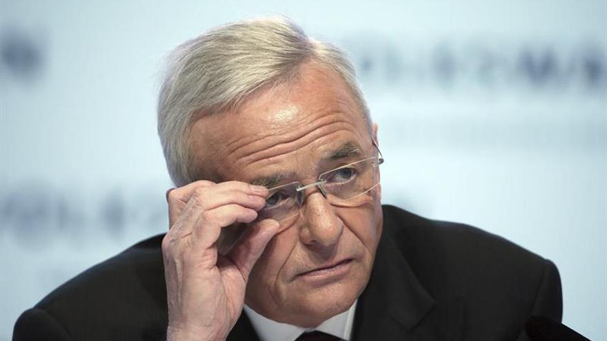 Winterkorn llamado a declarar como testigo en la manipulación de Volkswagen
