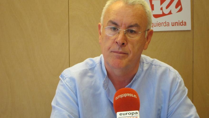 IU responsabiliza a CiU de la falta de ingresos que ha obligado al rescate de Cataluña y duda del pacto fiscal
