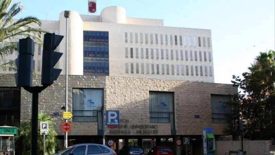Hospital Morales Meseguer en Murcia