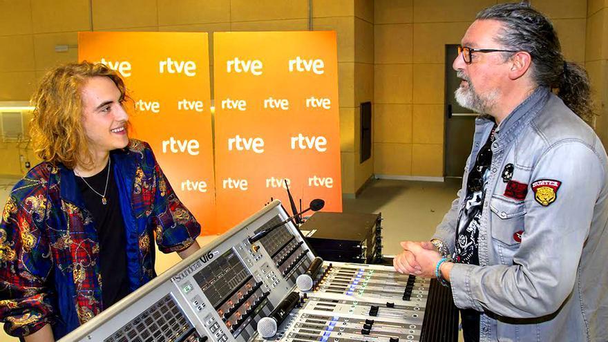 Eurovisión 2017: el belga Hans Pannecoucke, director artístico de la puesta en escena de la candidatura española