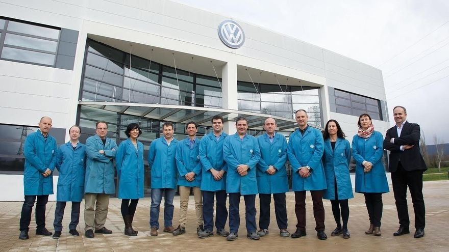 Volkswagen Academy Navarra cumple cinco años con 671.571 horas lectivas impartidas y cerca de 38.000 alumnos
