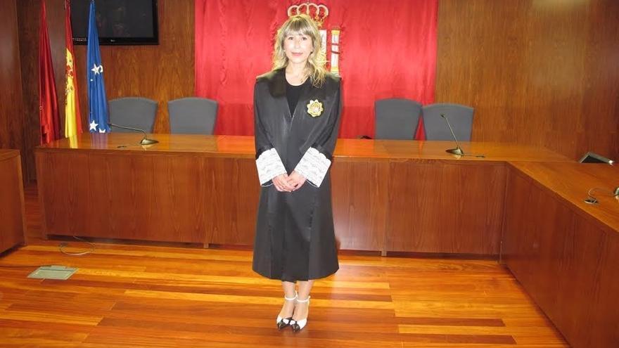 La magistrada María Ángeles Rubio reforzará el Juzgado de Instrucción número 2 de Pamplona