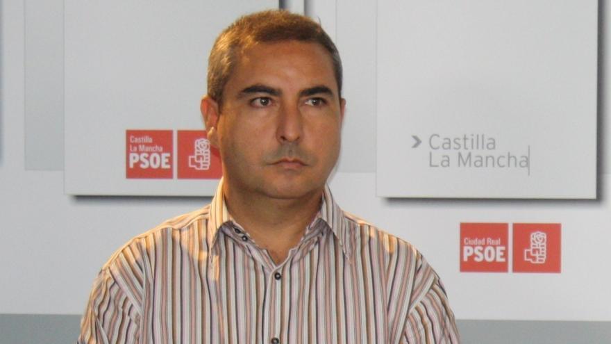 Siro Ramiro, portavoz del PSOE en Almadén (Ciudad Real)