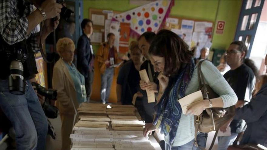 Detenida la presidenta de una mesa en Galicia por negarse a cumplir su deber