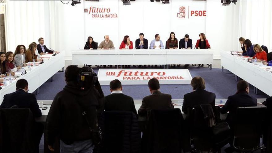 El PSOE pospone al próximo lunes la convocatoria del Comité Federal