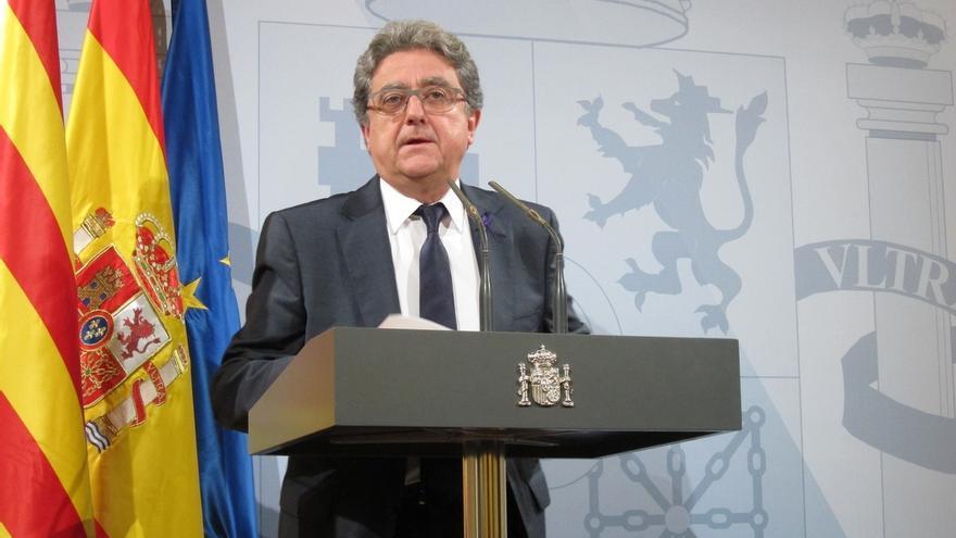 """Millo ve una """"auténtica broma"""" que Puigdemont quiera debatir con Rajoy y propone a Albiol"""