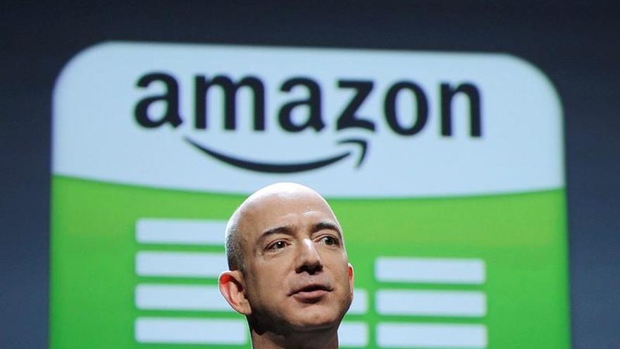 Amazon, la segunda empresa de EE.UU. que alcanza el billón de dólares en bolsa