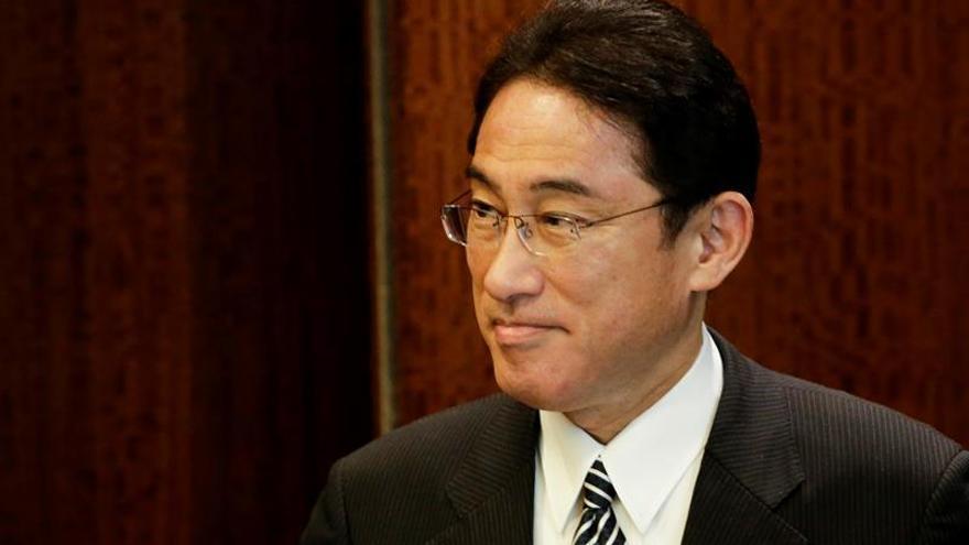 El canciller japonés viajará a Francia para reforzar la cooperación en seguridad