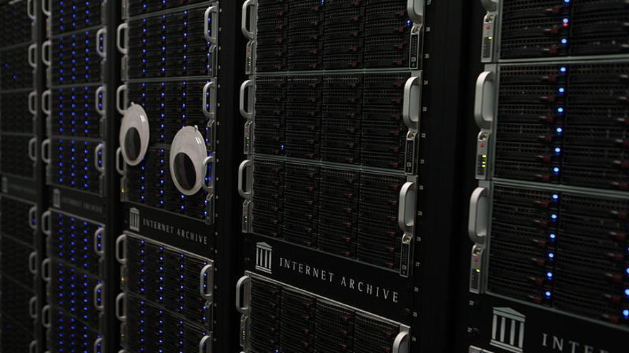 Internet Archive, en San Francisco