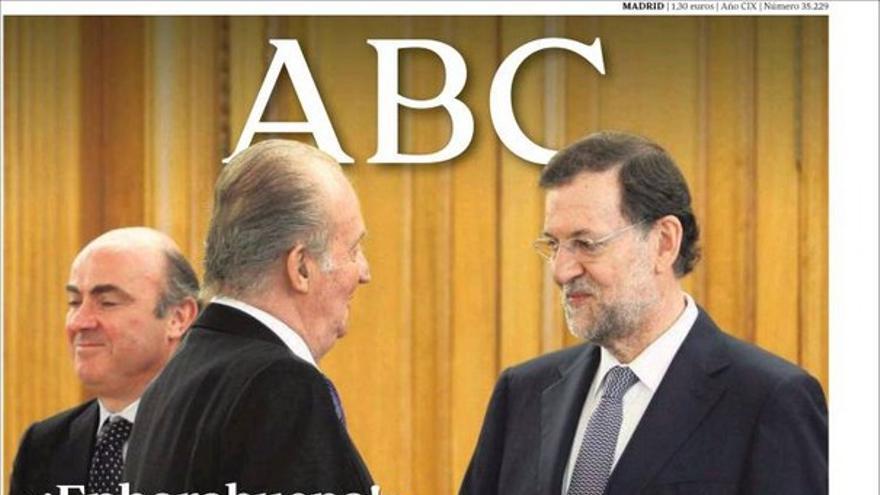 De las portadas del día (12/06/2012) #6