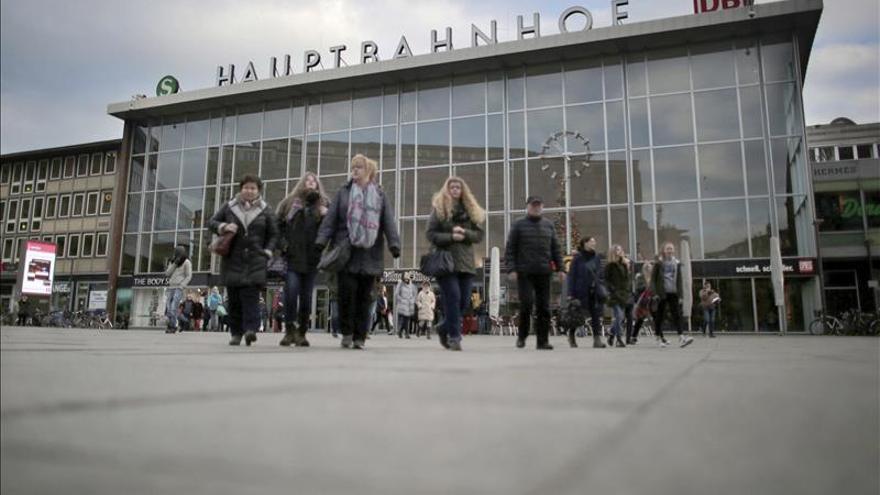 Estupor en Alemania ante decenas de agresiones sexuales en Nochevieja en Colonia