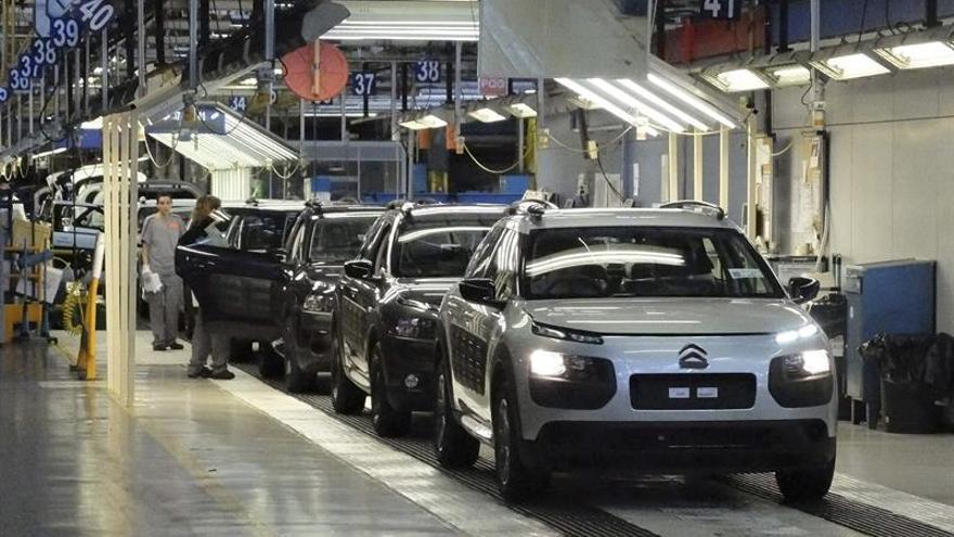 PSA firma ERTE de 49 días para planta de Madrid que afecta a 1.311 empleados