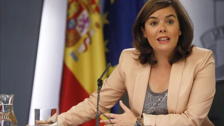 El Gobierno trabajará con Cataluña gane quien gane el 27S