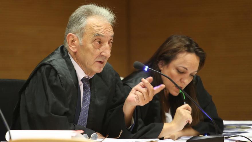 El abogado Adolfo Llamas. (ALEJANDRO RAMOS)