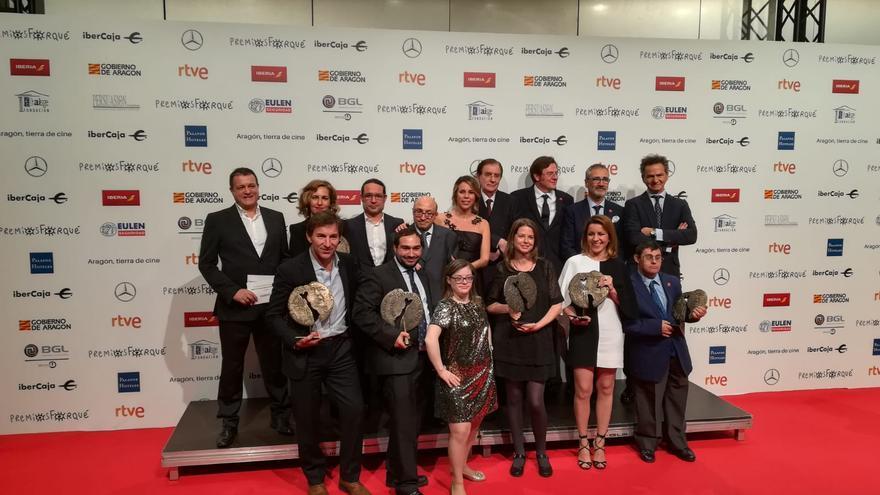 Los ganadores de la 24 edición de los Premios Forqué