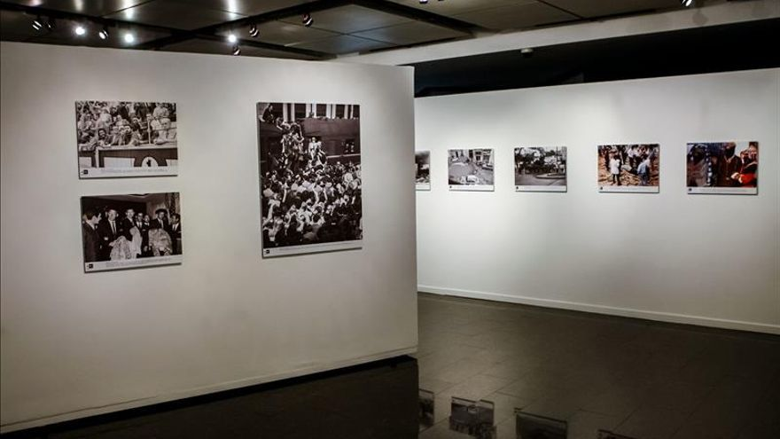 EFE celebra 50 años de presencia en Venezuela con una exposición fotográfica