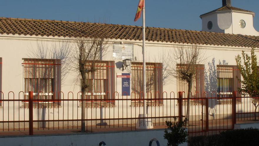 Colegio en Talavera de la Reina, Toledo. Foto: castillalamancha.es
