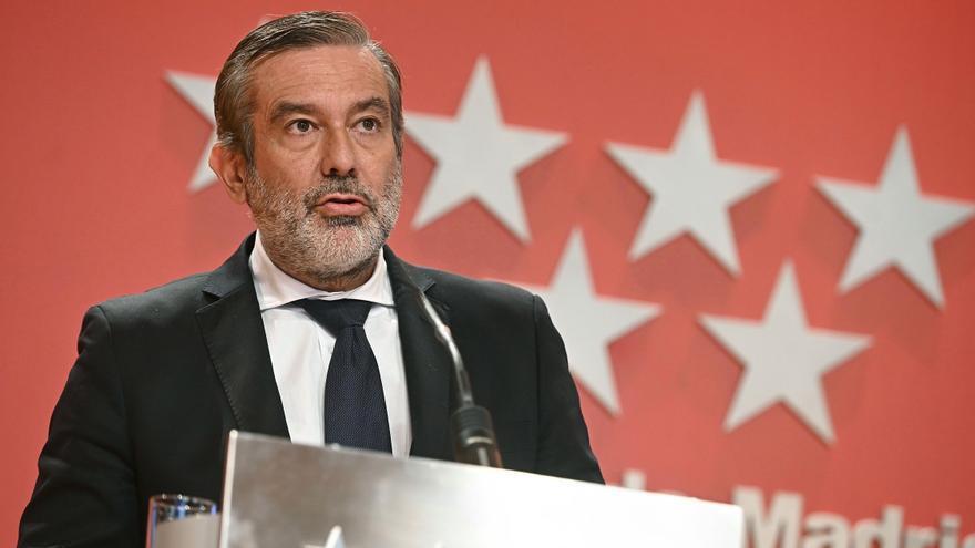"""El consejero de Justicia cree que el cierre de Madrid """"debe cesar cuanto antes"""""""