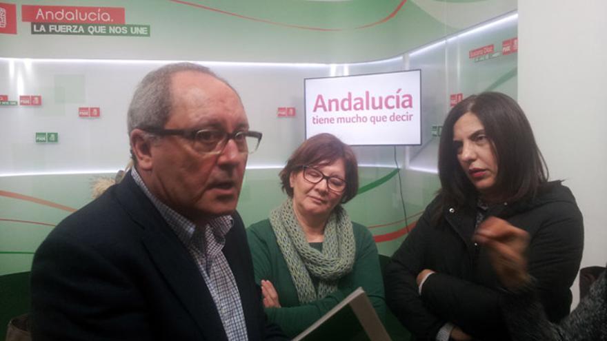 'Andalucía tiene mucho que decir', lema del PSOE-A