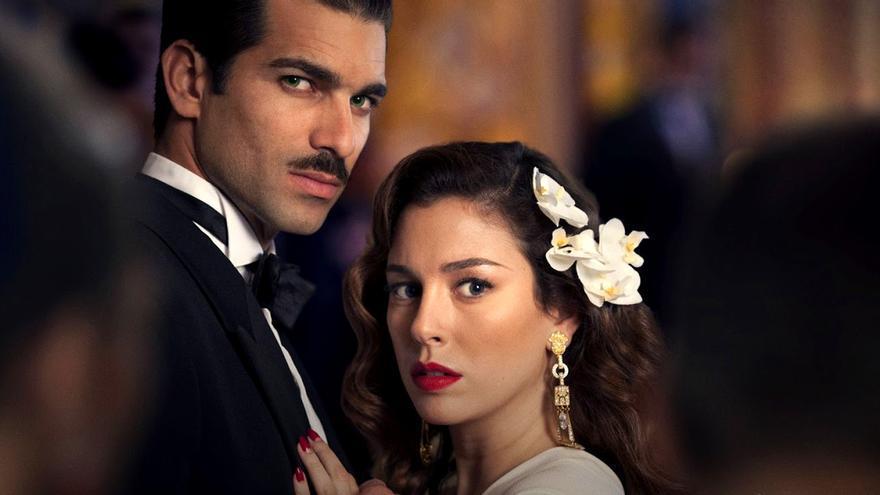 Rubén Cortada y Blanca Suárez protagonizan 'Lo que escondían sus ojos'
