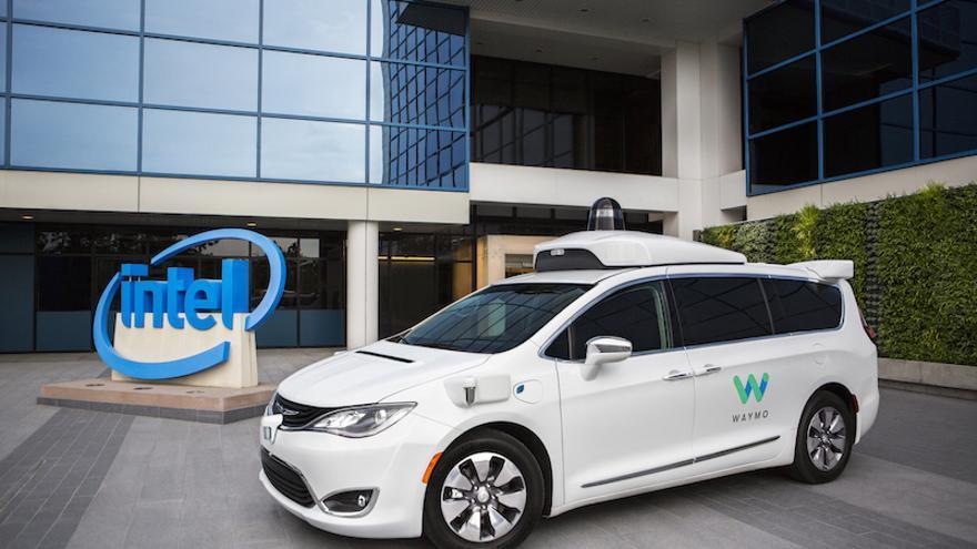 Intel desarrollará los chips para los coches autónomos más avanzados de Waymo