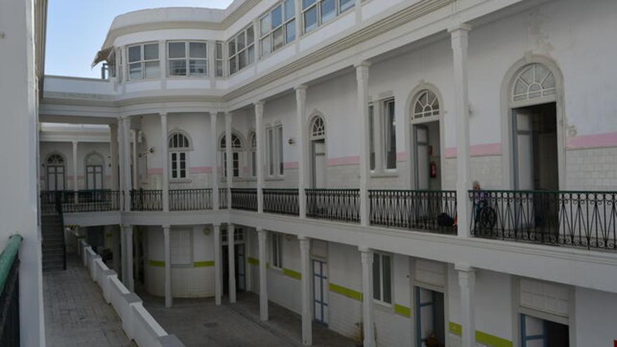 Hospital de Dolores.