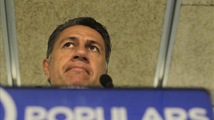 """Albiol, tras las palabras de Aznar, pide """"respeto"""" para el PPC y su complicada labor"""