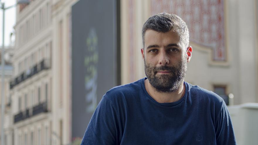 """Nacho Carretero, autor de """"Fariña"""" \ Foto: Alejandro Navarro Bustamante"""