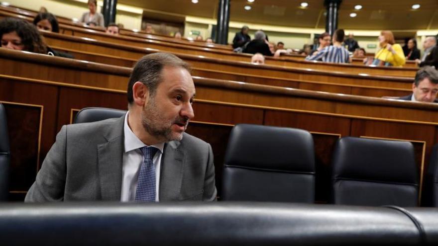 La Fiscalía de Madrid investiga el encuentro entre Ábalos y Rodríguez